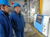SF6 hvdc servicing machinery electronic weighing device