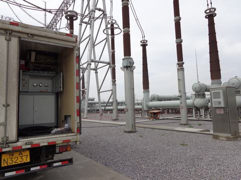 SF6 transformer service maintenance systems Siemens