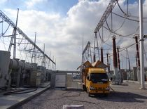SF6 66 kv gis switchgear Treatment factorys