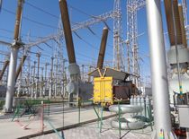 SF6 distribution transformer Handling enervac