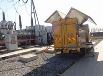 SF6 abb power grids Maintenance Unit wika