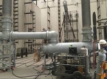 SF6 underground substation Vacuum Charging factorys