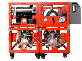 Sulfur Hexafluoride Gas-insulated switchgear Maintenance Unit for sale