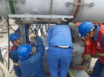 SF6 underground substation leakage test price