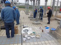 SF6 electrical switchgear Recovery of Polluted wika
