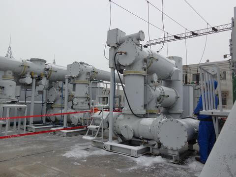 SF6 66 kv gis switchgear Storage price