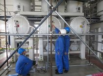 SF6 High-voltage gas-insulated switchgear Disposal factorys