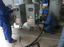 SF6 transformer service process rental
