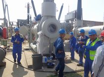 SF6 underground substation unit rental