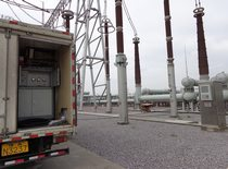 SF6 Gas Insulated Substations equipment enervac