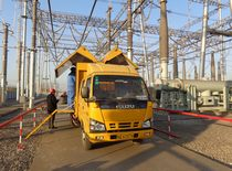 SF6 electrical switchgear Reclamation rental
